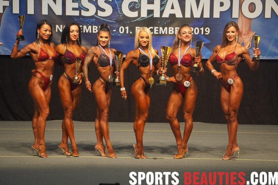More than 300 high quality photos from the  2019 IFBB World Fitness Championships Bratislava at sportsbeauties.com. <br />You must connect to sportsbeauties.com to view photos. When you sign up, your own website will be automatically created. It's free and   it's  a gift to you from sportsbeauties.com.