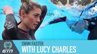 5 Pro Tips To Swim Faster With Lucy Charles