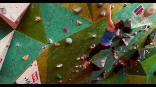 Alex Puccio Takes You Inside Her World Cup Climbing Training | Alex Puccio's Road to the Top, Ep. 1