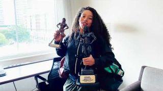 NPC Winner IFBB Pro Carolyne Marquez