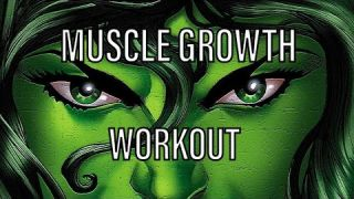 Muscle Growth Workout - Motivational Video